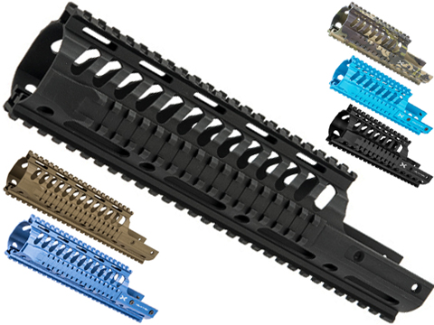 Helix Axem KV Rail for Vector AEG and Gas Blowback Airsoft Rifles