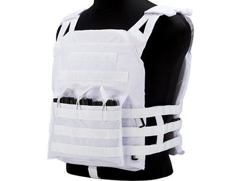 Helix Airsoft Alpine Jumpable Plate Carrier Vest