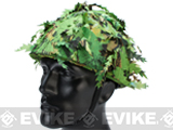 Avengers Lightweight Airsoft Helmet - Summer Leaves Camo