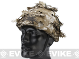 Avengers Lightweight Airsoft Helmet - Fall Timber Camo