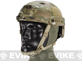 6mmProShop Advanced Base Jump Type Tactical Airsoft Bump Helmet (Color: Full Multicam / Medium - Large)
