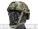 6mmProShop Bump Type Tactical Airsoft Helmet (PJ Type / Advanced / A-Tacs)
