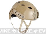 "Emerson ""High Speed"" Tactical Airsoft Helmet - Dark Earth"