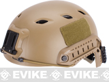 Pre-Order Estimated Arrival: 08/2014 --- Base Jump Military Style Tactical Airsoft Helmet Type A - Dark Earth