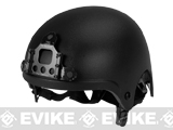 Matrix Light Weight IBH Airsoft Helmet w/ NVG Mount - Black