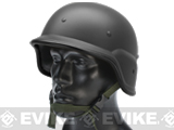 Firedragon Heavy Duty PASGT Airsoft Helmet - Black