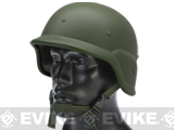 Avengers Heavy Duty PASGT Airsoft Helmet (Color: OD Green)