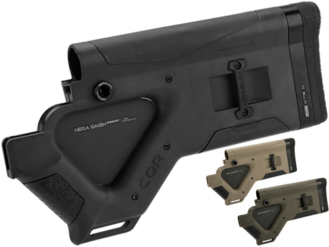 HERA Arms CQB California Buttstock for AR15 Series Rifles