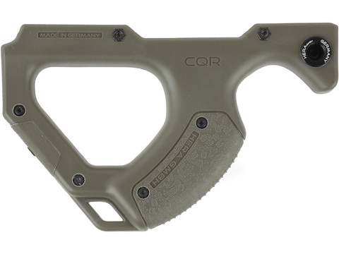 Hera Arms Polymer CQR Front Grip (Color: OD Green)