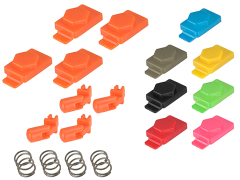Hexmag Airsoft HexID (4 x Hexgon Latchplates / 4 x Followers)
