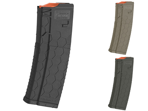 Hexmag Series 2 TRUE Riser System HX10/30 AR / M4 Magazine 5.56x45mm NATO (Color: Black)