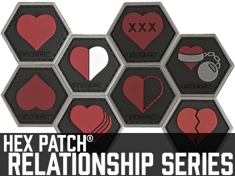 Operator Profile PVC Hex Patch Relationship Series (Status: In a Relationship)