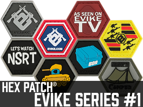 Operator Profile PVC Hex Patch Evike Series 1