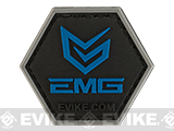 Operator Profile PVC Hex Patch Industry Series 2 (Style: EMG)