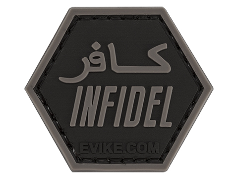 Operator Profile PVC Hex Patch Catchphrase Series 1 (Style: Infidel)