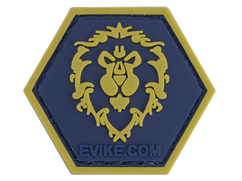 Operator Profile PVC Hex Patch Gamer Series 1 (Style: Alliance)