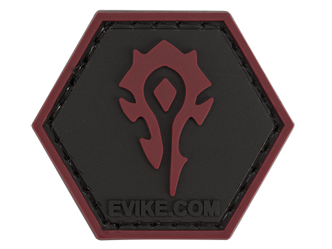 Operator Profile PVC Hex Patch Gamer Series (Style: Horde)