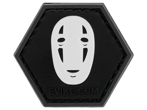 Operator Profile PVC Hex Patch Anime Series 1 (Style: No Face)