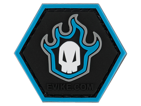 Operator Profile PVC Hex Patch Anime Series (Style: Reaper)