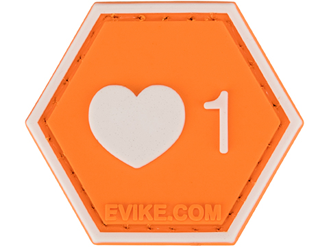 Operator Profile PVC Hex Patch Pop Culture Series (Style: InstaLove)