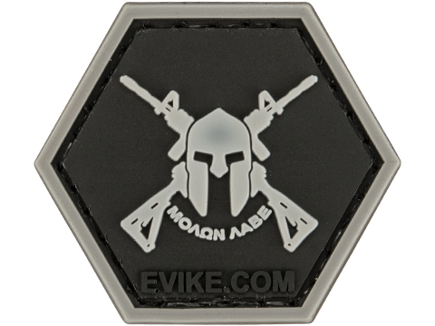Operator Profile PVC Hex Patch Freedom! Series 2 (Style: Molon Labe 2)