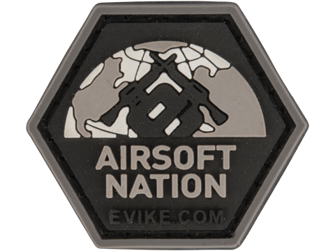 Operator Profile PVC Hex Patch Industry Series 1 (Style: Airsoft Nation)