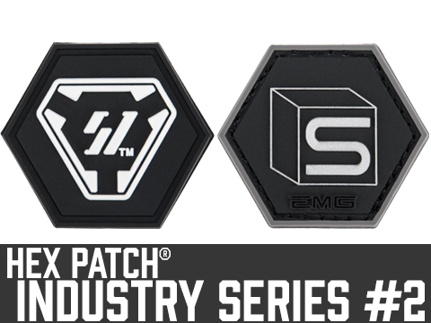 Operator Profile PVC Hex Patch Industry Series 2 (Style: Strike Industries)