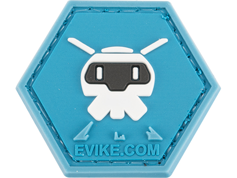 Operator Profile PVC Hex Patch Gamer Series 4 (Style: Snowball)