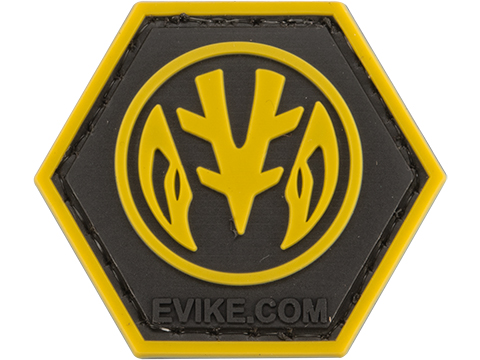 Operator Profile PVC Hex Patch Geek Series 1 (Style: White Ranger)
