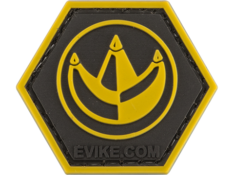 Operator Profile PVC Hex Patch Geek Series (Style: Green Ranger)