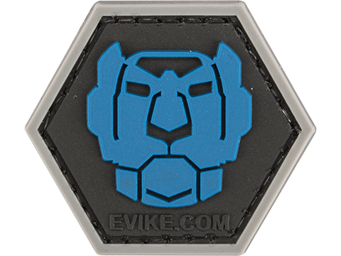 Operator Profile PVC Hex Patch Anime Series 2 (Style: Voltron Blue)