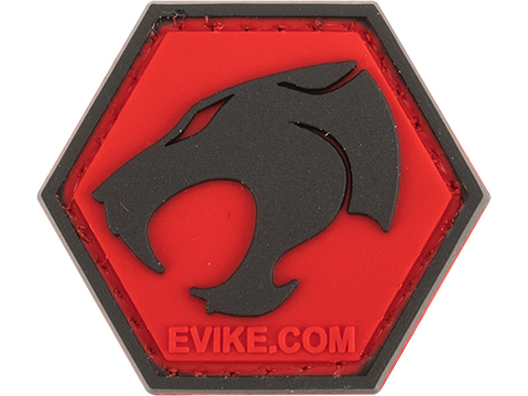 Operator Profile PVC Hex Patch Geek Series 2 (Style: Thunder Cats)