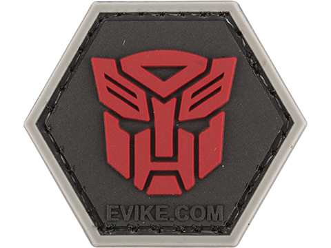 Operator Profile PVC Hex Patch Geek Series 2 (Style: Autobots)