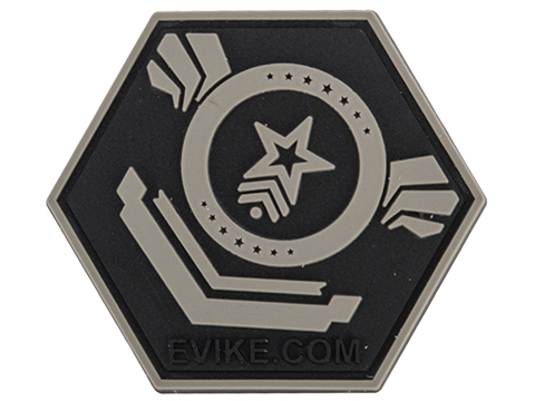 Operator Profile PVC Hex Patch Future Military Series (Style: Air Force)