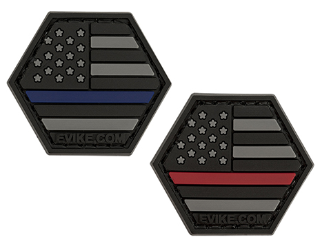 Operator Profile PVC Hex Patch Tribute Series