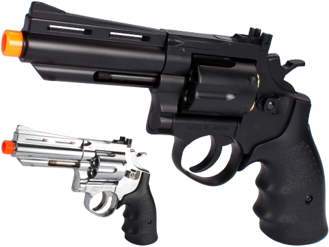 HFC 4 Bull Barrel Savage Bull Full Size Airsoft Gas Revolver