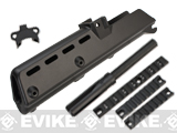 JG G36K Reinforced Handguard For G36 Series Airsoft AEG