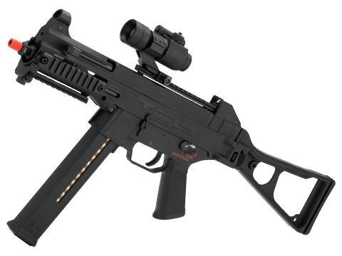 Bone Yard - H&K UMP .45 Elite Gen 2 Airsoft Electric Blowback EBB AEG SMG by Umarexx (Store Display, Non-Working Or Refurbished Models)