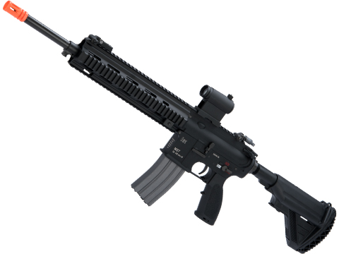 Umarex VFC Licensed H&K M27 IAR AEG Rifle w/ Avalon Gearbox (Color: Black)