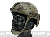 Emerson Bump Type Tactical Airsoft Helmet (Type: MICH Ballistic / Advanced / Kryptek Mandrake / Medium - Large)