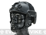 6mmProShop Advanced PJ Type Tactical Airsoft Bump Helmet (Color: Kryptek Typhon / Large - Extra-Large)