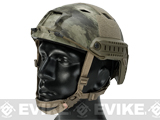 6mmProShop Advanced Base Jump Type Tactical Airsoft Bump Helmet (Color: A-TACS iX / Medium - Large)
