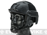 6mmProShop FAST Type Tactical Airsoft Helmet (BJ Type / Advanced / Kryptek Typhon)