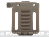 Avengers NVG Type Adapter For Airsoft Bump Helmets - Tan