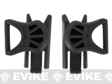 Avengers Goggle Swivel Clips for Bump Helmet - Black (Standard)