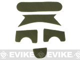 Emerson Loop Hook and Loop Adhesive Strips for MICH Type Helmets (Color: OD Green)
