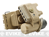 Surefire HL-1A Helmet Light for MICH Helmets - Tan