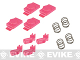 Hexmag Airsoft HexID (4 x Hexgon Latchplates / 4 x Followers) (Color: Panther Pink)
