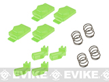 Hexmag Airsoft HexID (4 x Hexgon Latchplates / 4 x Followers) (Color: Zombie Green)