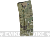 EMG Helios Hexmag Airsoft 120rds Polymer Mid-Cap Magazine for M4 / M16 Series Airsoft AEG Rifles (Color: Multicam / Single)